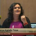 .@ArguelloBlanca indica que falta hacer efectiva la economía popular para las mujeres http://t.co/ngHcpOjUzA