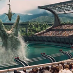 "The ""Jurassic World"" trailer dropped two days early. WATCH: http://t.co/fhJXA2r6ei http://t.co/MpLQHxNB1L"
