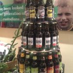 Just found the best Xmas trees ever @Bordbia. @8degreesbrewing @OHarasBeers @DonegalBrewing @BruBrewery http://t.co/wa7r2c0qDw