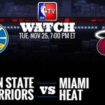Its @NBATV #FanNight prstd by @Sprint & you voted for @Warriors/@MiamiHEAT at 7:30pm/et: http://t.co/whT0egbj3W http://t.co/g9W2YZIbcg