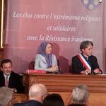 Jean-François Legaret: #Iran is true threat for peace & security for the world #Iran #Paris #VAW http://t.co/SXVz3BeAn9