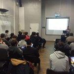 Cest parti pour une des rares confs #C++ avec @aurelienrb @VogoSport ! #Epitech @EpitechInnov http://t.co/7Tyojj7tO1