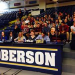 Roberson senior Alex Lewis signs to play college soccer for UNC Greensboro #asheville #nchsaa http://t.co/9qiPVDulVx