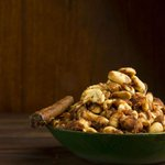 Pumpkin pie all day long. [Pumpkin Pie Peanuts] http://t.co/sJoE5YiMbj #madewithchobani http://t.co/fPI2X1KGuw