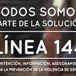 Cuando maltratás a una mujer, dejás de ser un hombre. 25/11 - Día Internacional contra la Violencia de Género. http://t.co/W9QGhL3C0t
