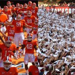 Battle of the Palmetto State-- RT @ClemsonFBs Running down the Hill & Howards Rock or FAV @GamecockFBs Sandstorm http://t.co/IyEdqNGkdl
