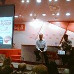 La sede llena para trabajar con @PerezAnadon y nuestro #CompromisoMilitante por #Zaragoza @jsz_ciudad  @zaragozapsoe http://t.co/KYz1iBxZ4j