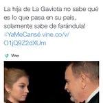 Esto fue lo que apareció en la cuenta de Twitter ligada a la cuenta de Vine de @AristotelesSD @EnGuadalajara http://t.co/5OgeJzDiSO