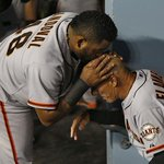 Thanks for everything, you two. Gonna take awhile to adjust to life without ya. #ThirdBaseBoys #ChampionsTogether http://t.co/A6VmNcrGv4