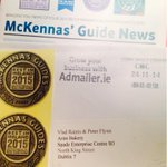 .Happy|Bakers #Best in #Ireland #2015 Just|Magic Thank|You @McKennasGuides Le Grá Peter Agus Vlad http://t.co/ACy8AAhLiU
