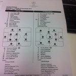 Getting ready at Radio Barça for #ApoelFCB with the official UEFA line ups http://t.co/AmQvNr1xZB