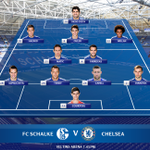 Theres a familiar look to the @chelseafc side tonight... #CFC http://t.co/N74CrZU6L2