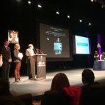 Le @CG06 et les #CGJ récompensés aux #PalmesDeLaCom pour la campagne #ProtegeTaVie. Bravo! cc @elolacroix http://t.co/u80EvTpx4z