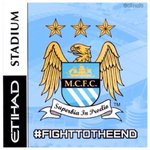 Fight to the end! #mcfc #Manchester http://t.co/20Y15Y4m1I