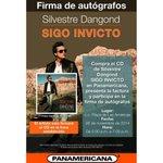 ¡Silvestristas! ¡Aquí está la información de la firma de autógrafos mañana en @PanamericanaLib Bogota! http://t.co/eSdDYw7aFi
