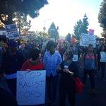 MLK blvd. Los Angeles. Right now. Be seen and heard. http://t.co/wMSvaJ1mAk