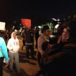 Protesters now marching through University of Houston campus for #MikeBrown #Ferguson @KHOU #HouNews http://t.co/LbXZ43viEM