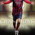 [#LDCLiveCamp] HISTORIQUE !!! Messi devient le meilleur buteur de lhistoire de la Champions League !!! http://t.co/g3DfgaPhjF
