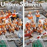 In der #SchweizerIllustrierten: Bilderstrecke zur Schweiz mit/ohne Ausländer. Stop #Ecopop. Foto: www.vandierendonck http://t.co/Bur3Vkgvos