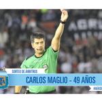 [SORTEO DE ARBITROS] Gimnasia-Quilmes, Carlos Maglio. http://t.co/z2MU981K5x