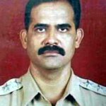 DCP Shashank Shinde, who died at CST. Saw no choice, challenged AK-47 wielding terrorists with his revolver. http://t.co/4UpocD91Va
