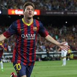 Lionel Messi (age 27) Top scorer of La Liga ✓ Top scorer of UCL ✓ Top scorer of Clásico ✓ Top scorer of Barcelona ✓ http://t.co/rgeQnumcj1