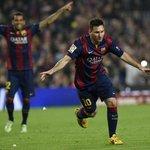 Lionel Messi (age 27). Top scorer of La Liga ✓ Top scorer of UCL ✓ Top scorer of Clásico ✓ Top scorer of Barcelona ✓ http://t.co/cNldSScksn