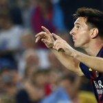 Avec 72 buts, Léo Messi devient le meilleur buteur de lhistoire de la Ligue des Champions ! #APOELFCB http://t.co/zN1vXKqtHy