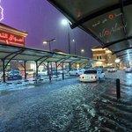 . لقطة رائعة توضح غزارة الأمطار والبرق يوم أمس في #الجبيل_الصناعية  بعدسة @alswad_ali @pr_rc_jubail #الشرقية #الجبيل http://t.co/zI7VRVANp4