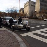 Theres small but visible police presence at these #dcferguson protests, but all peaceful demonstrations. No arrests. http://t.co/5ImT8noSnL