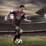 Leo Messi, UEFA Champions League all-time top goalscorer. Congratulations, Leo! #APOELFCB #FCBlive http://t.co/4ZMQaFeTqj
