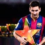 Lionel Messi: Matchs: 539 Buts: 413 Passe décisives: 163 Triplé: 27 Ballon dOrs: 4 Trophées 23 http://t.co/sD7VBabJYY