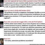 Il non credibile #Renzi http://t.co/ah467OMPow