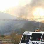 #SGR coordina acciones por incendio forestal en avenida perimetral #Guayaquil @Riesgos_Ec http://t.co/9amhhyQrwp