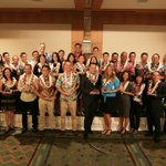 Our Tribute Tuesday pays homage to the two chapters of Pacific Century Fellows that got together in Hawaii recently.