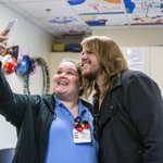 American Idol @CalebJohnson visited @MissionChildren this morning. Photos by @kbaileyphoto http://t.co/jkZygi3QBv http://t.co/sBxrgXTCF4