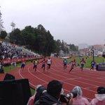 ¡Felicidades a Rolando Palacios Cruz de #HON! Gana el oro en #100m planos rama varonil #Veracruz2014 #Atletismo http://t.co/WgJDBJiA1G