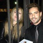 @davidbisbal gracias!!! Por atendernos,aunque mi foto es entre rejas,me encanta #siemprecontigo http://t.co/m9VVS0nNBl