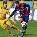 We've now got the first photos of Apoel v FC Barcelona. Which is the best one? http://t.co/RZpDjwil2c #FCBLive #UCL http://t.co/KudVKTsPR5