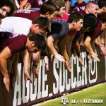 Be the #12thMan & be at Ellis Field this Saturday as we take on Penn State at 7:00 pm. Students get in FREE! #Elite8 http://t.co/nVaT4NN5Bz
