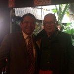Don Carlos Torres Manzo ha sido uno de los mejores gobernadores que ha tenido Michoacán. Me da gusto saludarlo. http://t.co/QsRwuRLU1D