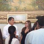 """""""Está en nuestra convicción eliminar la brecha entre hombres y mujeres"""", afirmó Pdte. @MashiRafael este 25/11/14 http://t.co/LwSeh8sJDF"""
