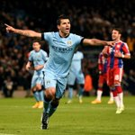 #mcfc 3-2 #bayern: A hat-trick from Sergio Aguero sees City come from 2-1 down to beat 10-man Bayern Munich http://t.co/XvMlRDPgxN