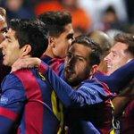Messi, avec 74 buts, est le meilleur buteur de lhistoire de la Ligue des Champions http://t.co/frnXF2IFdB