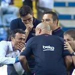 ... Entonces Cristiano dijo: - Se pueden conseguir dos hat trick seguidos sin marcar de penalti? http://t.co/O59YKk7AlX