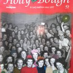 First Xmas present arrived today. Thanks to @CorkEveningEcho for another wonderful Holly Bough. A must for every one http://t.co/OtmQOup6cc