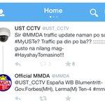 COOL @MMDA admin is COOL!!! ::::::::))) Thank you po mga sir!! #MyUSTe rakkk na. #HayahayTomasino http://t.co/Mpx0y2UIeT
