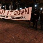 Protestors march, rally at Underground/Woodruff Park #shutitdownatl #atlferguson http://t.co/gO0V4IP0z4 http://t.co/hG6oOQiI41