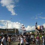 Recibimiento hoy en Tarapoto al equipo del pueblo. COSTA, SIERRA Y SELVA... #ArribaAlianza http://t.co/wpP0ZgzIJD