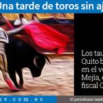 #Quito taurinos se refugian en el vecino cantón Machachi. Entre ellos el fiscal #GaloChiriboga http://t.co/kygzPUrMBb http://t.co/61STcx6OON